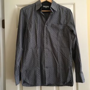 Beautiful Ted Baker Size 2 Dress Shirt